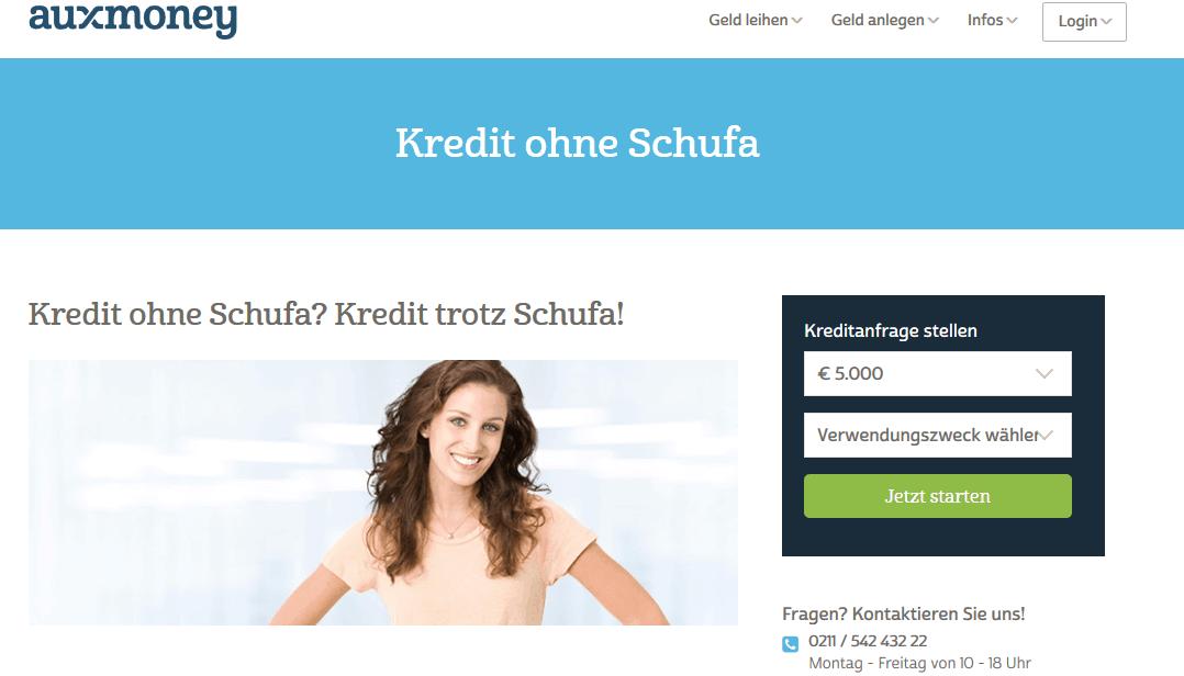 auxmoney_Schufa